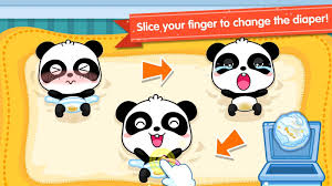 baby panda care android apps google play