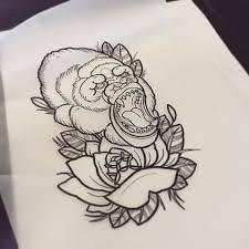 rose flower tattoos tattooimages biz