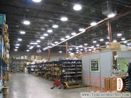 Led Warehouse Lighting Tek Led High Bay Replacement Hps High Bay 200w High Bay Led