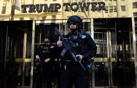 nypd calls trump tower security situation u0027unprecedented u0027 observer