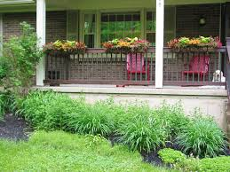 decor planter holder for railing planter box hangers deck