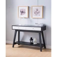 mission style console table mission style sofa table wayfair