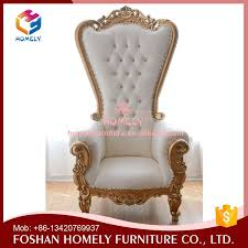 king chair rental cheap wedding gold royal king throne chair for wholesale