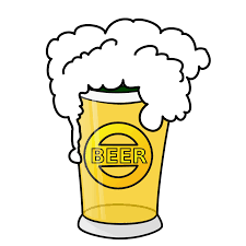 beer vector image of beer mug clipart 4460 beer can clip art clipartoons