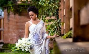 wedding dress batik batztyle bridal batik saree shoot gossip lanka news photo