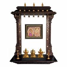 Puja Room Designs Pooja Room Designs In Wood U2026 Pinteres U2026