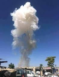 Car Interior Smoke Bomb Afghanistan Attack Car Bomb Explosion Kills 18 People Following