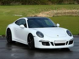 Porsche 911 White - current inventory tom hartley