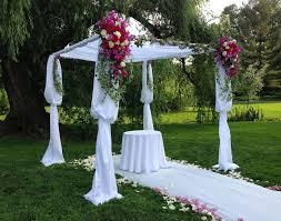 wedding arch gazebo gazebo decorations tips for outdoor gazebo decorations