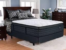 furniture stunning sealy posturepedic king mattress and box