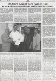 Volksbank Bad Neuenahr Presseberichte 1993 2000 Dlrg Og Bad Neuenahr Ahrweiler