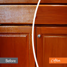 how do you restore wood cabinets cabinet refinishing n hance
