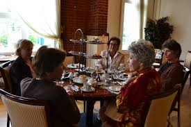 downton abbey inspired tea time at hotel viking in newport rhode