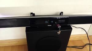 soundbar or home theater philips hsb2313a home theater 300 watts 2 1 youtube