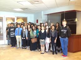 high school web design class landstown high school inmotion hosting field trip inside