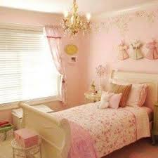 Shabby Chic Metal Bed Frame by Shabby Chic Look For Kid Bedroom With Metal Bed Frame And Bins