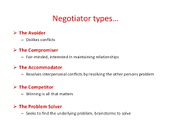 Seeking Text Negotiator Risk And Negotiation