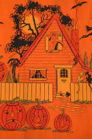 best 25 vintage halloween decorations ideas only on pinterest