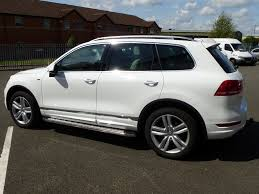 volkswagen touareg black vw touareg 2010 freedom side steps aluminium u0026 stainless steel