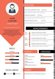 Professional Resumes Template Best 25 Professional Resume Design Ideas On Pinterest