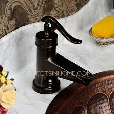 designer faucets bathroom designer brushed finish waterfall antique faucets bathroom