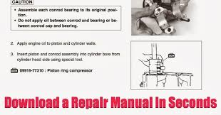 download 25hp outboard repair manuals download 25hp repair manual