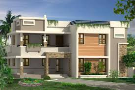 indian house designs double floor home design ideas