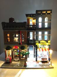Lego Office Aliexpress Com Buy Led Light Kit Only Light Included For Lego