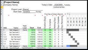 Gant Chart Template Excel Gantt Chart Template Excel With Gantt Chart Spreadsheet
