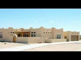 Santa Fe Style House Crg Santa Fe Homes Youtube