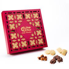 new year box fortunate new year gift box