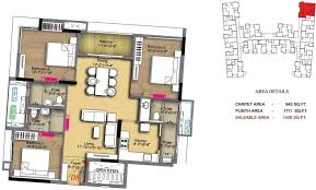 100 icon floor plan calibre property development