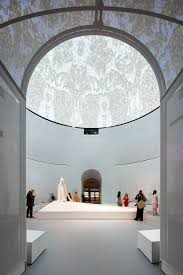 manus x machina oma u0027s installation for the new met museum