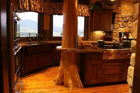 interior columns for homes pictures of rustic columns poles inside log homes some are