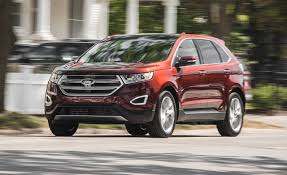 2015 ford edge titanium 2 0t ecoboost awd test u2013 review u2013 car and