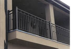 Outside Banister Railings Iron Deck Railing Visit 100s Of Deck Railing Ideas Http