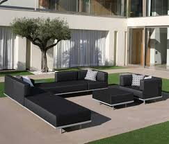 Modular Patio Furniture Luxury Outdoor Modular Sofa For Outdoor Furniture Design Ideas By