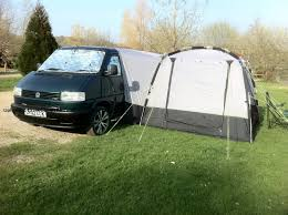 Small Campervan Awnings Khyam Motordome Tourer Motorhome Awning Reviews And Details
