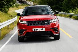 range rover modified red 2018 range rover velar first drive review automobile magazine