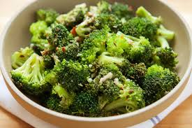 broccoli salad with garlic and sesame recipe nyt cooking