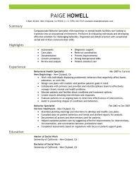 social work resume cover letter sample resumes sa saneme