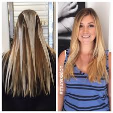 balayage done by laura muresalon rated number one salon in nyc