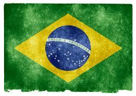 Brazil Flag Image Brazil Grunge Flag