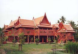 traditional house traditional thai house wikipedia