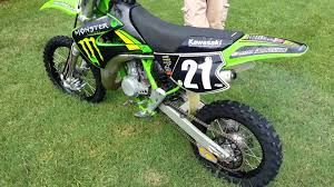 2009 kawasaki klx 110 monster energy motorcyclecom