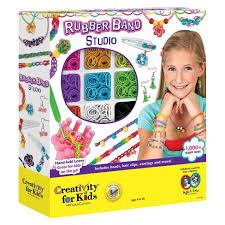 looms bracelet kit images Creativity for kids rubberband bracelet craft kit target