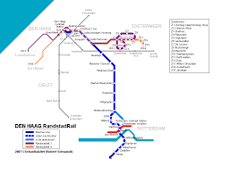 rotterdam netherlands metro map the hague map interactive and detailed maps of the hague