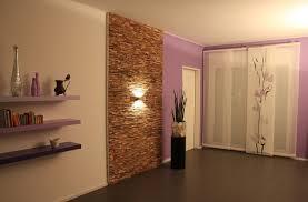 steinwand wohnzimmer mietwohnung haus renovierung mit modernem innenarchitektur geräumiges