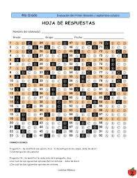 examen de 5 grado con respuestas clavederespuestas bim1 11 12