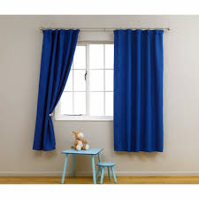 Cool Curtains Cool Curtains In The Nursery Offer Sun Protection And Charm